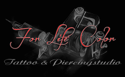 For Life Color - Tattoo- und Piercingstudio Raubling